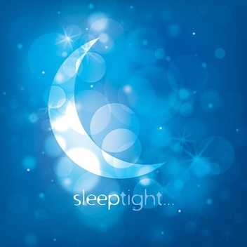 Sleep Tight - vector gratuit #212303