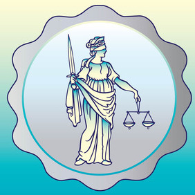 Justitia - Free vector #212583