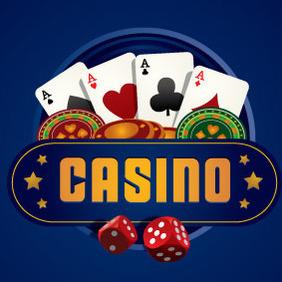 Casino Logo - Free vector #213243