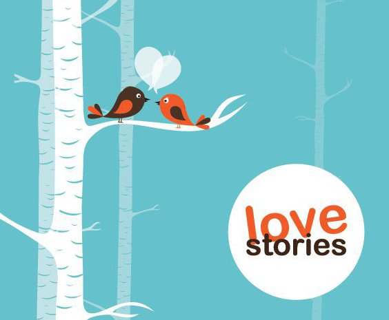 Love Stories - Free vector #215083