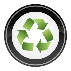 Recycle Symbol - vector gratuit #215523