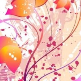 Ai Floral Vector - Free vector #216013