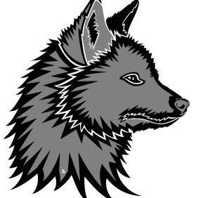 Fox Vector Image - Free vector #216043