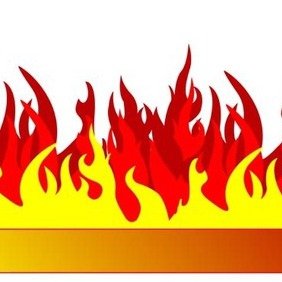 Vector Fire - vector gratuit #217083