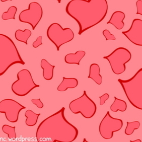 Valentine Card 3 - Free vector #218113