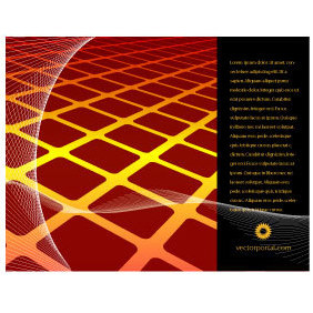 Abstract Grid Vector Background 2 - Free vector #219603