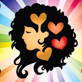 Heart Child - Free vector #219623