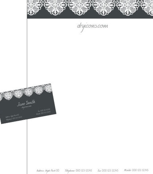 Stationery Design - Free vector #219643