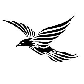 Bird Tribal Style Vector - Free vector #219723