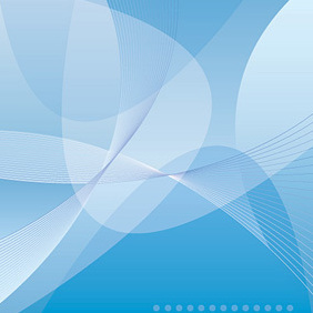 Abstract Blue Background 3 - vector #219743 gratis