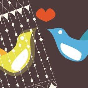 Twitter Bird - Free vector #220473
