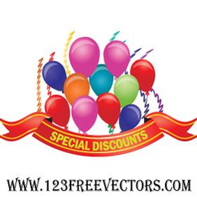 Celebration Vector - Free vector #220853