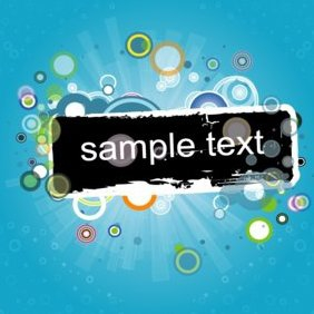 Banner Vector Graphique - vector #220883 gratis