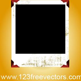 Polaroid Vector - бесплатный vector #221253
