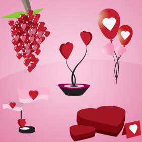 Valentine's Day #2 - Free vector #221713