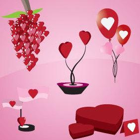 Valentine's Day #2 - бесплатный vector #221713