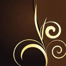 Swirl Background - vector #221983 gratis