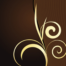 Swirl Background - vector gratuit #221983