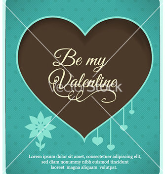 Free happy valentines day vector - vector #222323 gratis