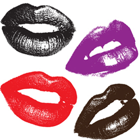 Lips - Free vector #222503