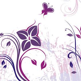 Violet - vector gratuit #222553
