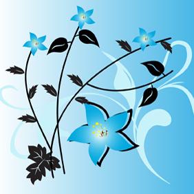 Vector Flowers - Free vector #222623