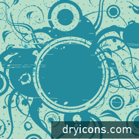 Swirly Chaos - Free vector #222803