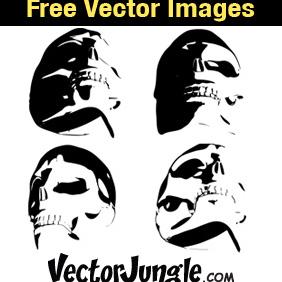 Skulls - Kostenloses vector #222933