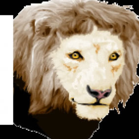 Lion - Free vector #223733
