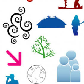 Spoon Graphics Resources 2 - Free vector #223893