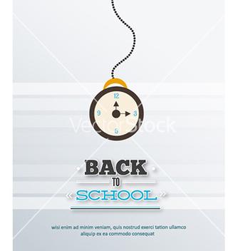 Free back to school vector - Kostenloses vector #224133