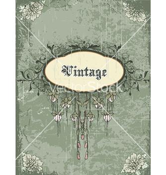 Free vintage frame vector - Free vector #224333