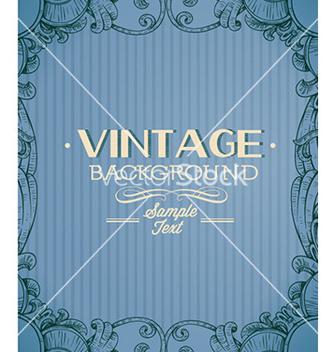 Free vintage vector - Free vector #224553