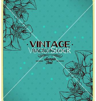 Free vintage vector - Free vector #224593