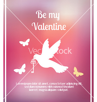 Free happy valentines day vector - Free vector #224953