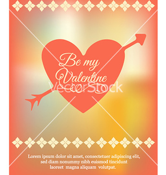 Free happy valentines day vector - Free vector #226113