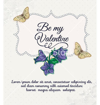 Free happy valentines day vector - vector gratuit #226363