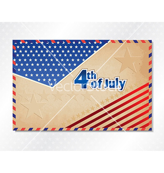 Free 4th of july independence day background vector - Free vector #226773