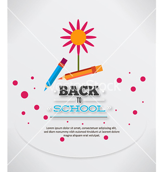 Free back to school vector - Kostenloses vector #227023