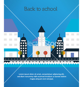Free back to school vector - Kostenloses vector #227373