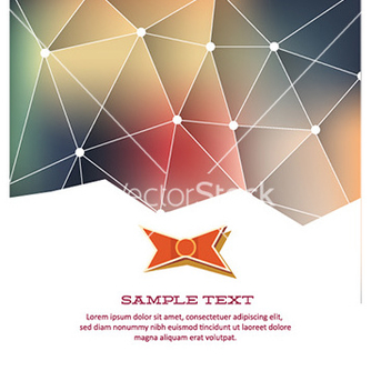 Free with abstract background vector - Kostenloses vector #227443