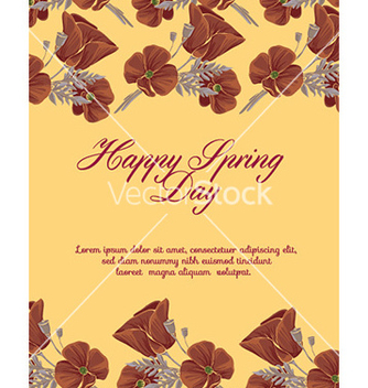 Free spring vector - Free vector #227953