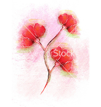 Free colorful floral background vector - Kostenloses vector #228173