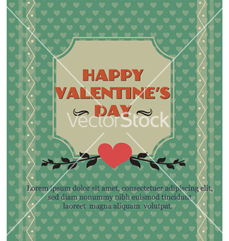 Free happy valentines day vector - vector #228183 gratis