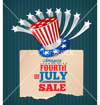 Free fourth of july vector - Free vector #228973