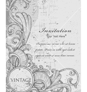Free vintage frame vector - Free vector #229283