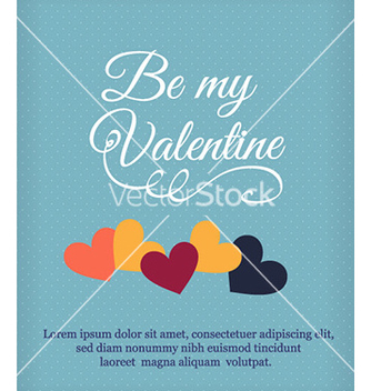 Free happy valentines day vector - vector #230793 gratis