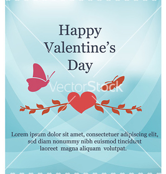 Free happy valentines day vector - Free vector #231173