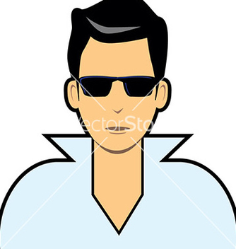 Free cartoon character vector - Free vector #232523