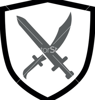 Free arabian sword vector - Kostenloses vector #232663